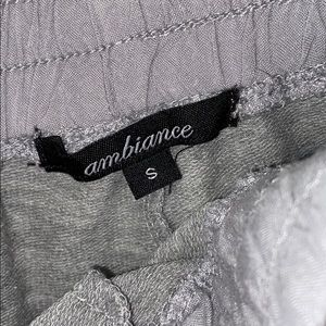 """Ambiance Shorts - AMBIANCE HIGH WAISTED """"GET ME PREGNANT"""" SHORTS"""